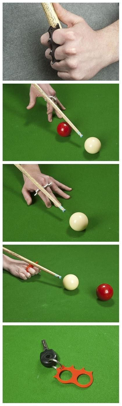 Billiard ring gifts for guys