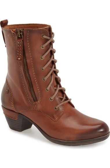 PIKOLINOS 'Rotterdam' Lace-Up Boot (Women) available at #Nordstrom