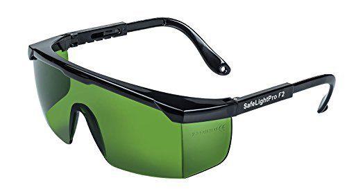 SafeLightPro F2 Lunettes de protection pour épilation au laser et lumière pulsée: Les lunettes de protection spéciale lumière SafeLightPro…