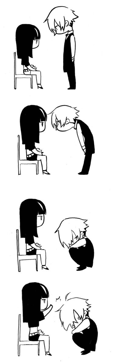-Decim and Chiyuki- This is just.....so fluffy.....