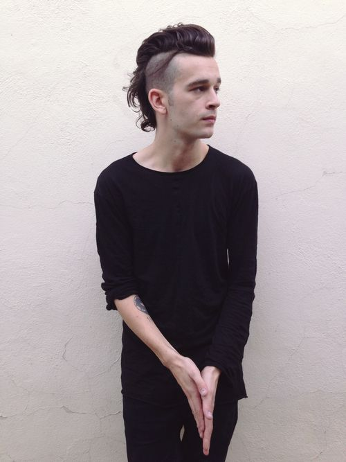 Matty Healy from The 1975 talks REAL with Urban Outfitters.