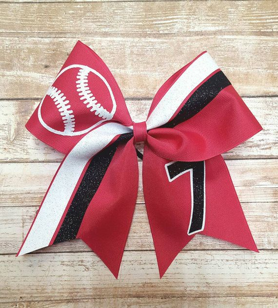 Hey, I found this really awesome Etsy listing at https://www.etsy.com/listing/485953022/custom-softball-hairbow-softball-bow-you
