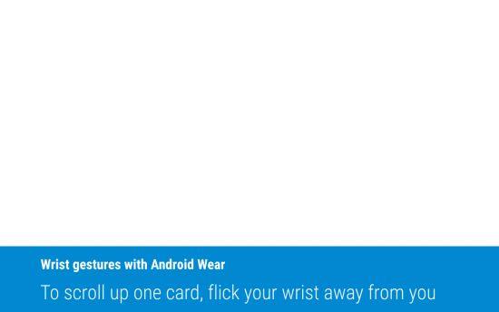 Android Wear se actualiza: estas son sus novedades