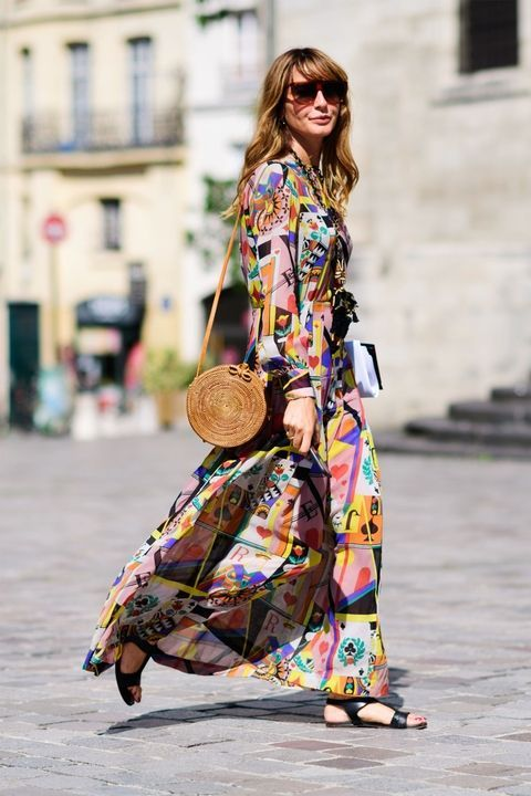Couture style on the streets of Paris