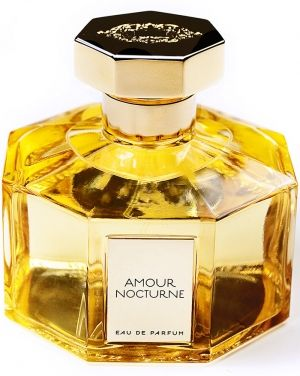 AMOUR NOCTURNE  from L'Artisan Parfumeur smoky, sweet, sexy, woody, floral, animalic burnt toffee, cedarwood sawn by hot metal, amber, resin, white orchid,gun powder $300