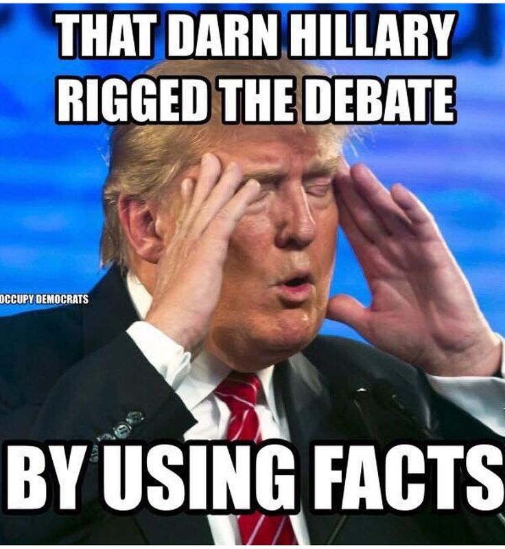 He doesn't deal in FACTS!!! LIES AND CONSPIRACIES ONLY!!