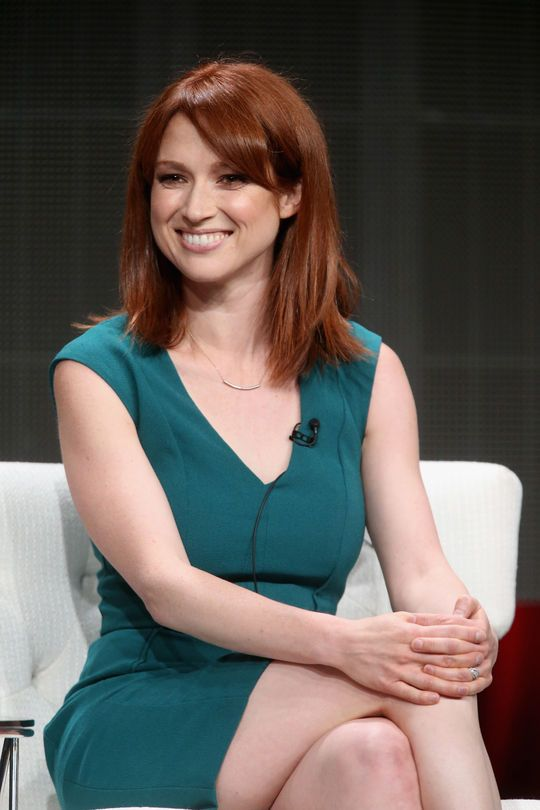 ellie-kemper-straight-haircut