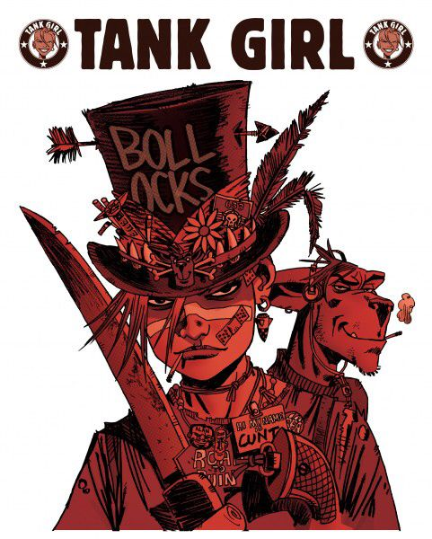Free Comic Book Day Tank Girl: 39 Best TANK GIRL! Images On Pinterest