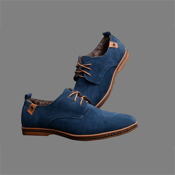 Genuine Leather Shoes -Fashion Oxfords
