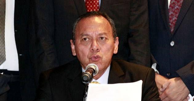 Oaxaca Digital | Jesús Zambrano celebra presidencia de PRD