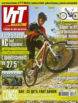 VTT-magazine-298 : SAV VTT : les procédures marque par marque > Tout propriétaire de vélo neuf ou d'occasion est, un jour ou l'autre, confronté à un entretien ou une réparation. Le recours à un service après-vente est alors le passage obligé. Mais comment procéder ? ...
