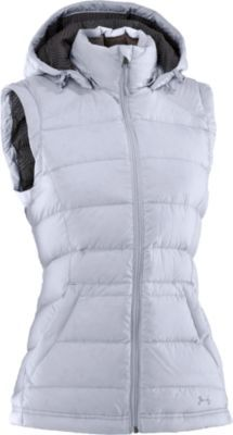 Under Armour® Women's ColdGear® Infrared Barrow Vest :: Cabela's  {{Omg, I want this! It looks so freakin' warm, especially on days like today!!  I can't see spending $150 bucks on it though!!!}}