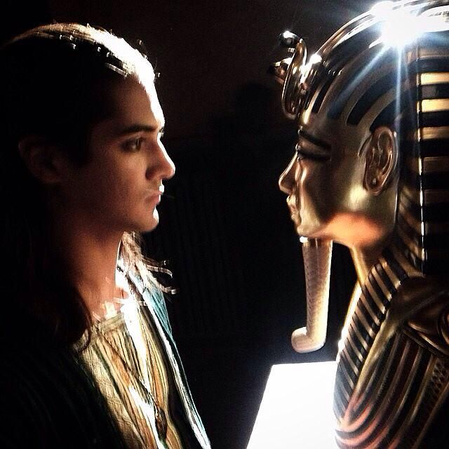 avan jogia #tut This is oddly beautiful