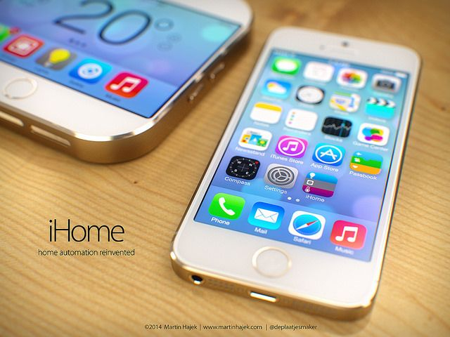 Really quick look at what the rumoured iHome might look like. More at: www.martinhajek.com #apple #ihome #concept