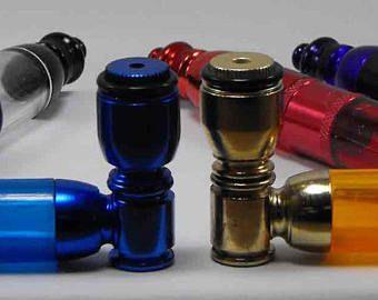 Metal Smoking Pipe CMN08