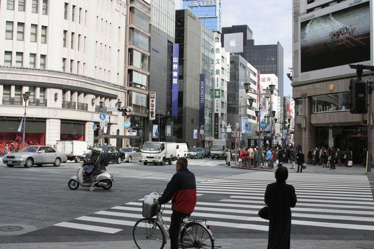 Disrik Bisnis Di Tokyo,(BIG CORP, Konsultan Manajemen Bisnis)