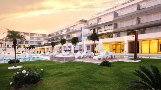 Tolle 3-Zimmer Wohnungen auf Luxus-Anlage in Side, Türkei