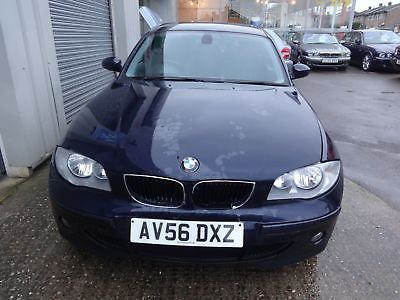 eBay: BMW 118 DIESEL SE 5 DOOR. ACCIDENT DAMAGED. SPARES OR REPAIRS #carparts #carrepair