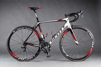 Las bicicletas Scott del equipo Team IAM Cycling para la temporada 2016 ~ Ultimate Bikes Magazine