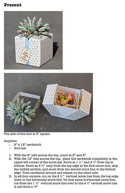 party box tutorial