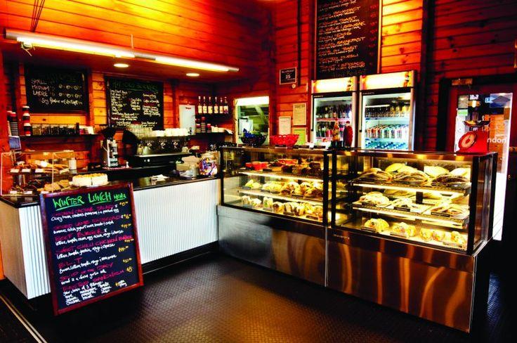 The Hobnail Café, Fox Glacier