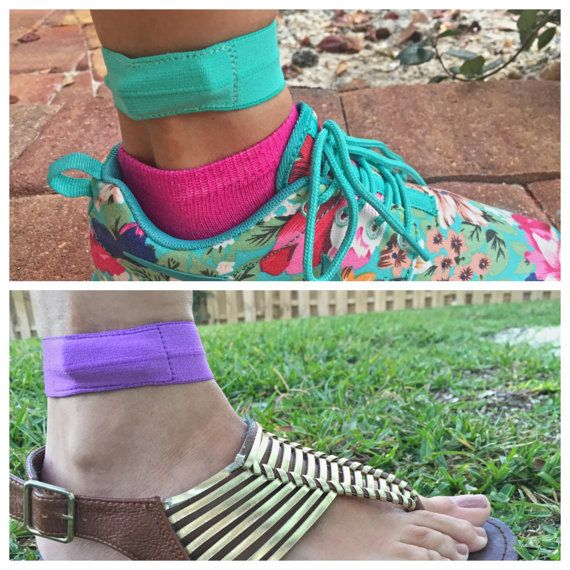 Choose Your Color Luxe Fitbit Wrist or Ankle by TwirlingTinySticks