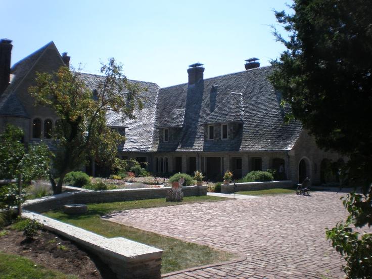 Fleischman Mansion, Indian Hill, Ohio O.H.I.O