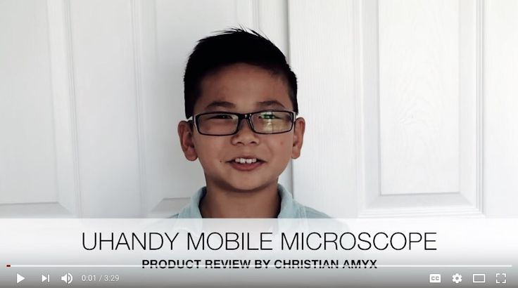 Check Out My Son's Product Review of μHandy Microscope. https://medium.com/@christianamyx/μhandy-microscope-product-review-6cb1b17b680#.9jnj5h421  #technology #product #review