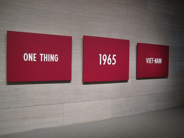 "#ART | On Kawara | ""Title"" 1965 