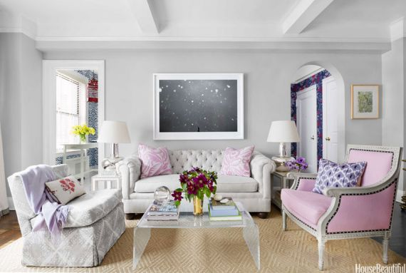 Design Crush :: New York Apartment by Designer Ashley Whittaker