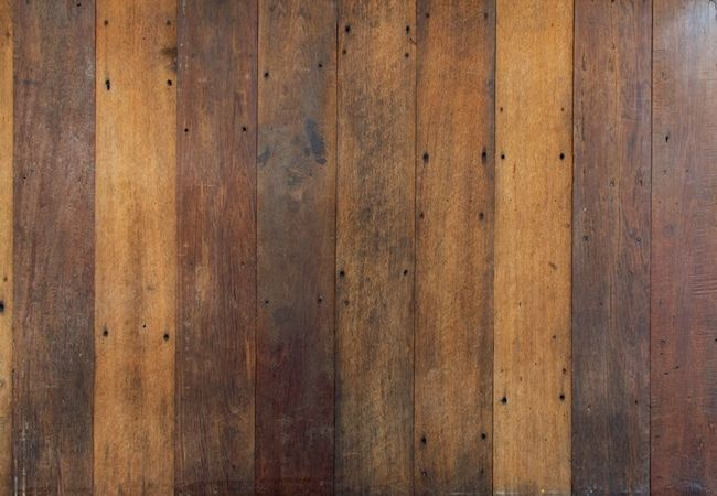 There's actually a way to fill in and cover up nail holes that go into wood! #diy #homeimprovement