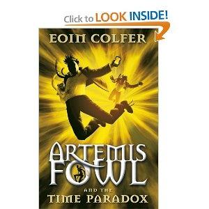 artemis fowl the time paradox pdf