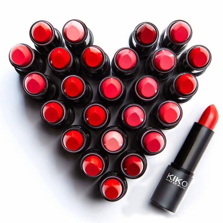 All about Rocco's make up: San Valentino con Kiko Cosmetics