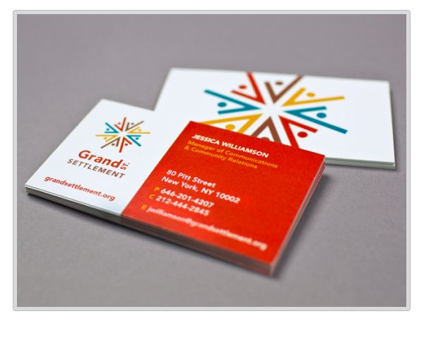 35 best business card ideas inspiration images on pinterest branding and interactive design for a historic and diverse non profit settlement founded in logo business cards website customized cms event branding reheart Images