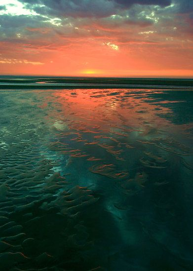 ~~ripple sun ~ big tide beach, West Inlet, Stanley, Tasmania, Australia by David Murphy~~