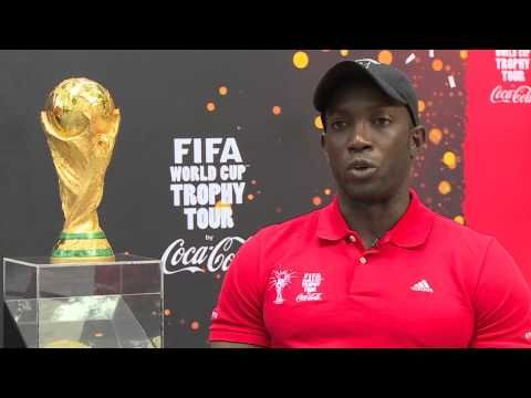 FOOTBALL -  Dwight Yorke: 'World Cup was the ultimate' - http://lefootball.fr/dwight-yorke-world-cup-was-the-ultimate/