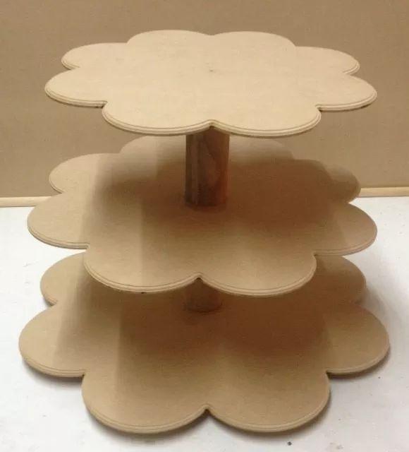 Porta Cupcakes O Caramelera Carrusel Calesita Mdf Laser - $ 595,00