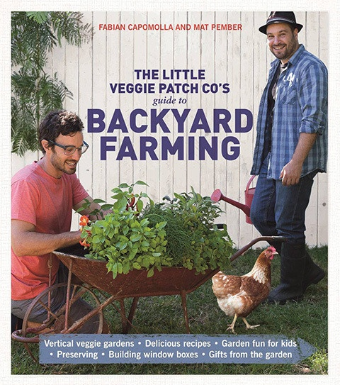 Backyard Farming Books : Book Two Guide to Backyard Farming Signed Copy  The Little Veggie
