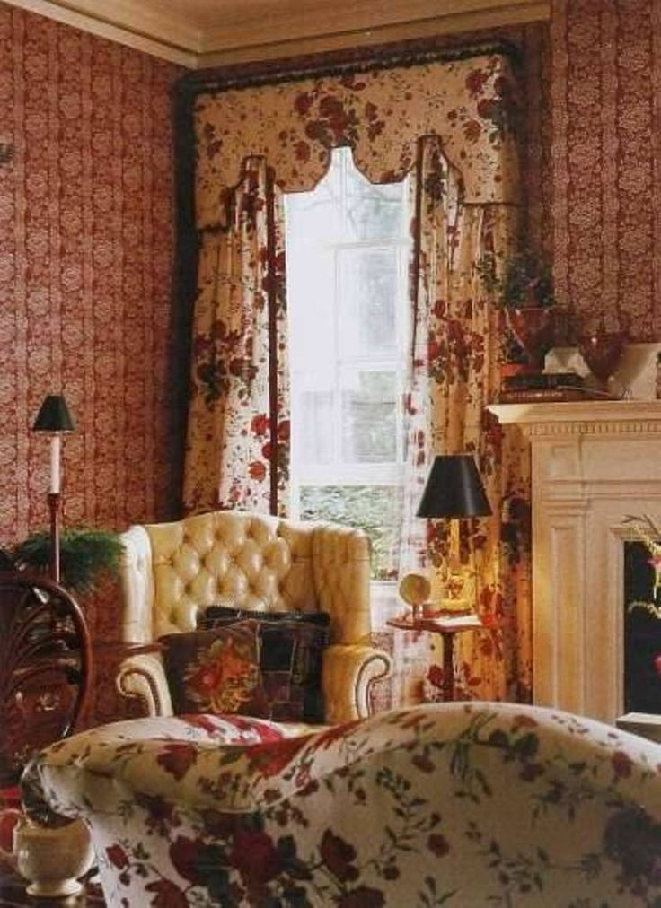 English Decorating Style Country Style Interior Design