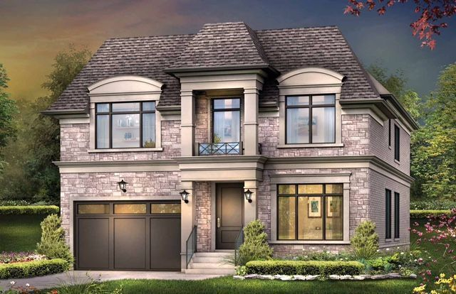 Mon Chateau In Mississauga Exterior Brick House Mississauga
