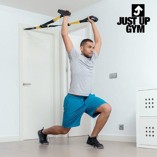 El mejor precio en Fitness Deportes y Ocio en tu tienda favorita  https://www.compraencasa.eu/es/fitness-aparatos-de-musculacion/1296-tensores-para-ejercicios-en-suspension-just-up-gym-.html