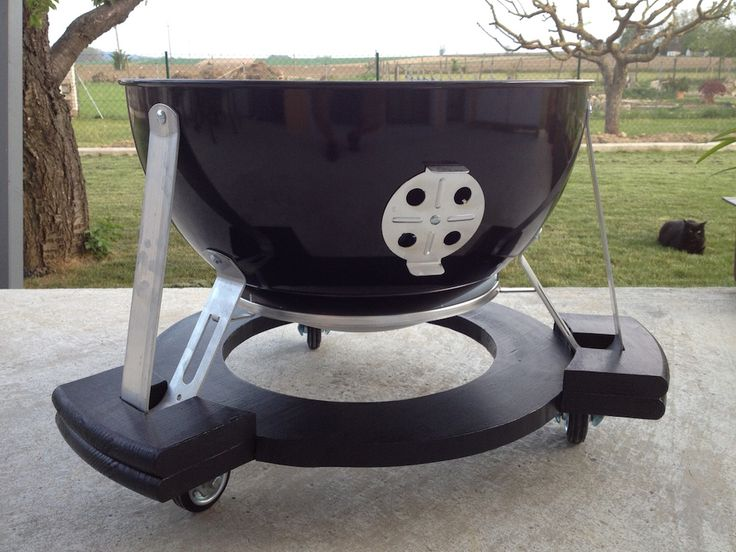 13 best weber wsm mods images on pinterest barbecue barrel smoker and bbq. Black Bedroom Furniture Sets. Home Design Ideas