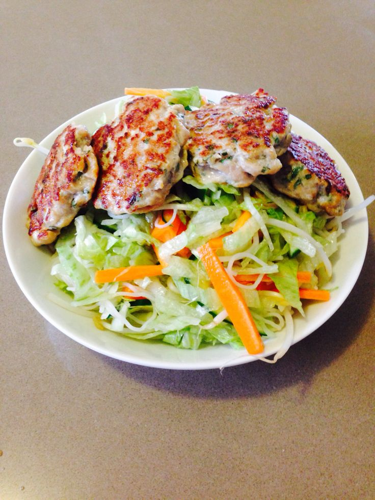 Chicken Bun Cha. #12wbt. Michelle Bridges. Clean Eating. Healthy meals