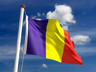 June 26 - National Flag Day in Romania