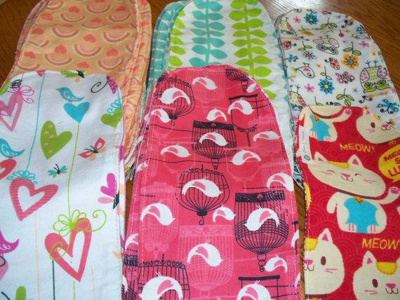 Etsy com listing 112230786 bigger burp cloths flannel on both sides