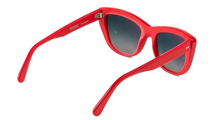 Realización de fotografías para la marca de gafas de sol Raval Eyewear.Fotografía: Kinoki studio. Raval Eyewear sunglasses.