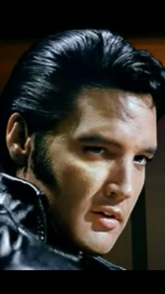 Handsome and Sexy Elvis!