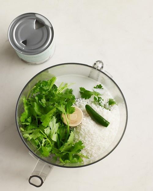 Coconut-Cilantro Chutney - Martha Stewart Recipes