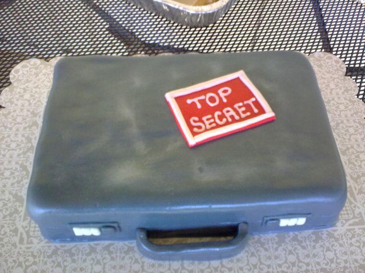 Force Spy Case — Birthday Cakes cakepins.com