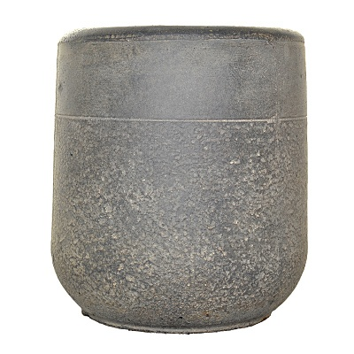 Stone Grey Cup Shaped Planter     was $39.99 now $19.99   SKU 115291 Small   8 inches wide  9.5 inches high     was $59.99 now $29.99   SKU 115292 Medium   12 inches wide  13.5 inches high     was $89.99 now $44.99   SKU 115293 Large   17.5 inches wide  20 inches high